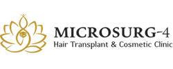 MICROSURG-4 HAIR TRANSPLANT CLINIC - logo